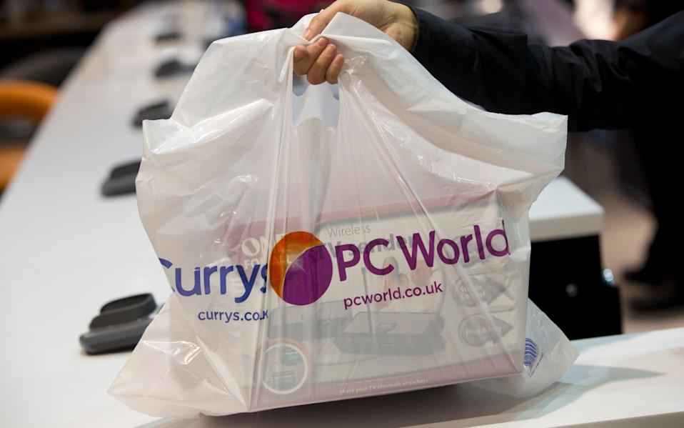 Currys PC World will likely be offering plenty of tech deals this Black Friday - Simon Dawson