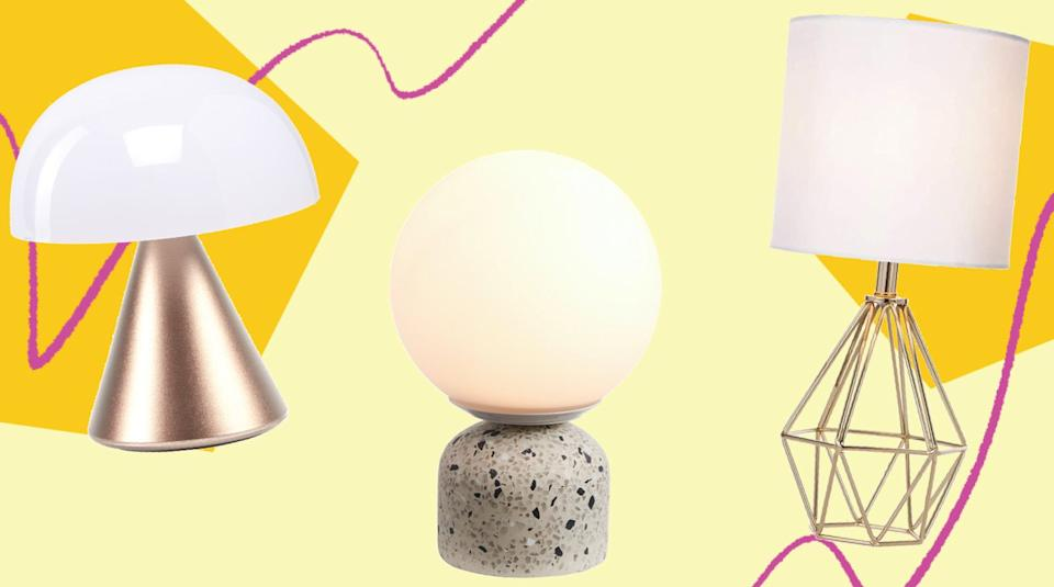 These desk lamps will come in handy whenever a light bulb goes off in your head. (Photo: HuffPost )