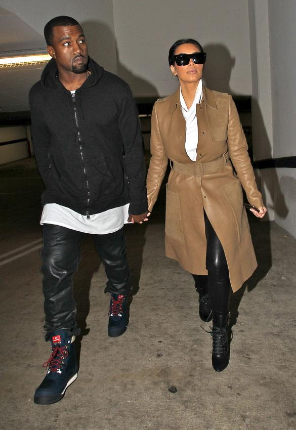 'It's Just Some Bull****': Kanye West Is Not Dumping Kim Kardashian To Move To Europe