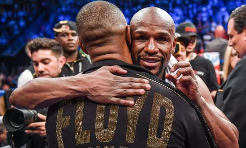 Floyd Mayweather plans to start training in MMA with view to UFC bout