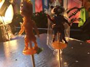<p>Disney had artisanal pops made to order at the premiere. (Photo: Marcus Errico/Yahoo Movies) </p>
