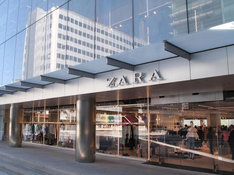 Unpaid Zara factory workers issued a call for help by placing tags in clothing