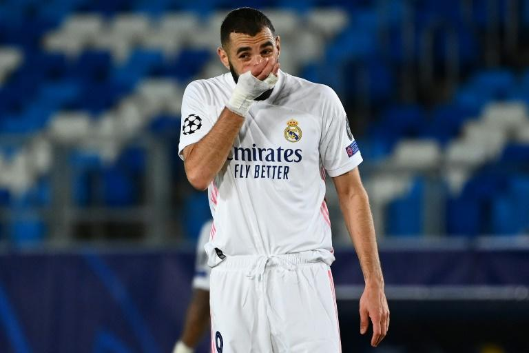 Karim Benzema could not rescue a point for Real Madrid as they were beaten at home by Shakhtar Donetsk on Wednesday.