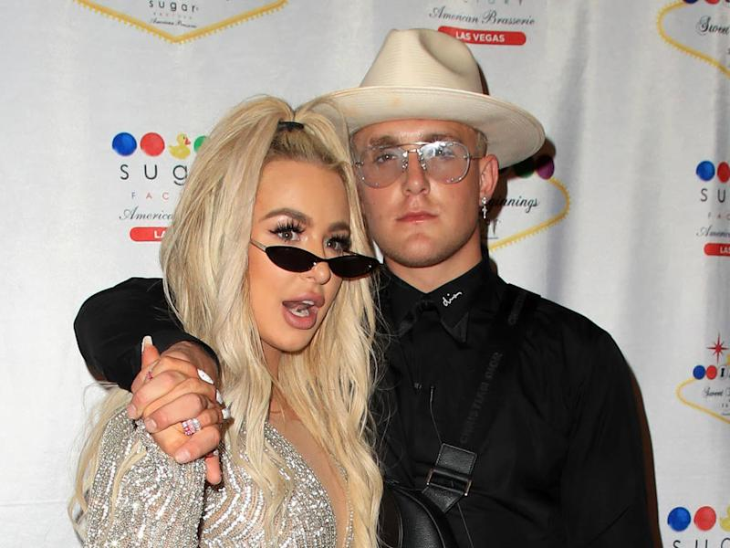 Tana Mongeau and Jake Paul 'taking a break' after five months of marriage
