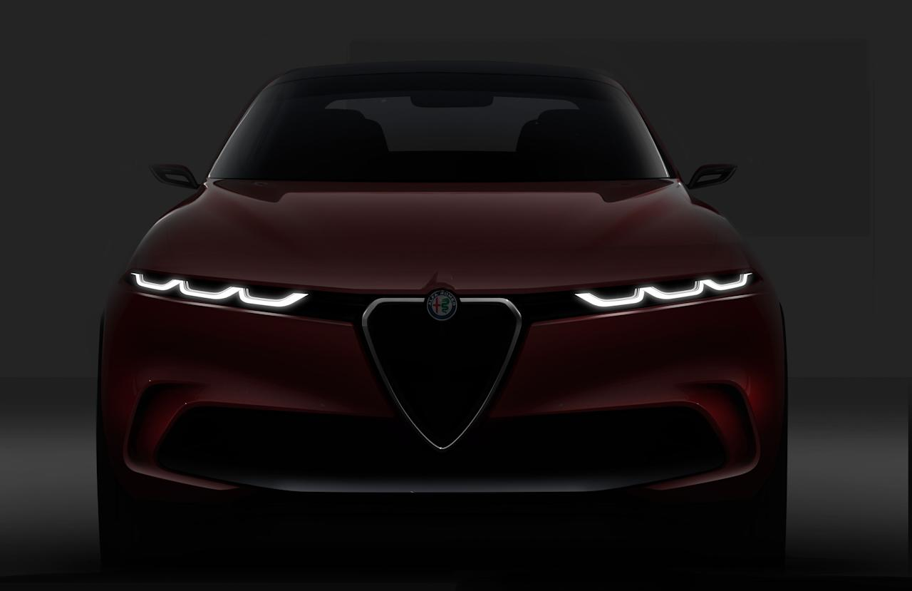 "<p>Alfa Romeo will <a rel=""nofollow"" href=""https://www.caranddriver.com/news/a21051909/alfa-romeo-adding-both-bigger-and-smaller-suvs-by-2022/"">flesh out its crossover lineup</a> with a new model called the Tonale, a vehicle smaller than the Stelvio that's being previewed in concept-car form at <a rel=""nofollow"" href=""https://www.caranddriver.com/geneva-auto-show"">the Geneva auto show</a>.</p>"
