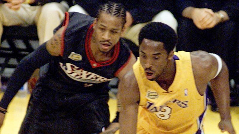 Allen Iverson writes letter to Kobe Bryant, tells inspirational rookie year story