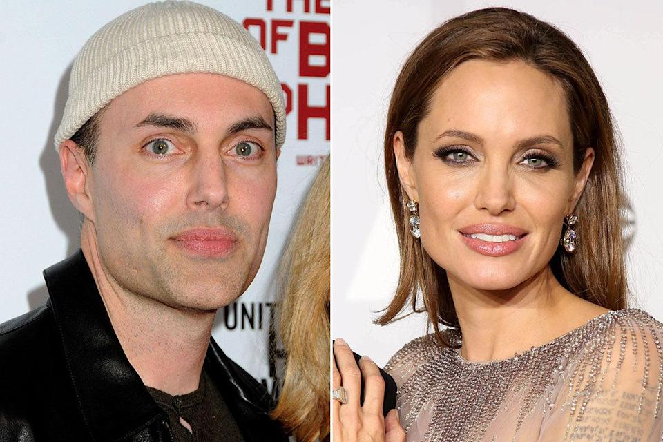 James Haven – brother of Angelina Jolie: Actor/producer James is still most recognised for kissing his sister at the 2000 Oscars (Credit: Rex)