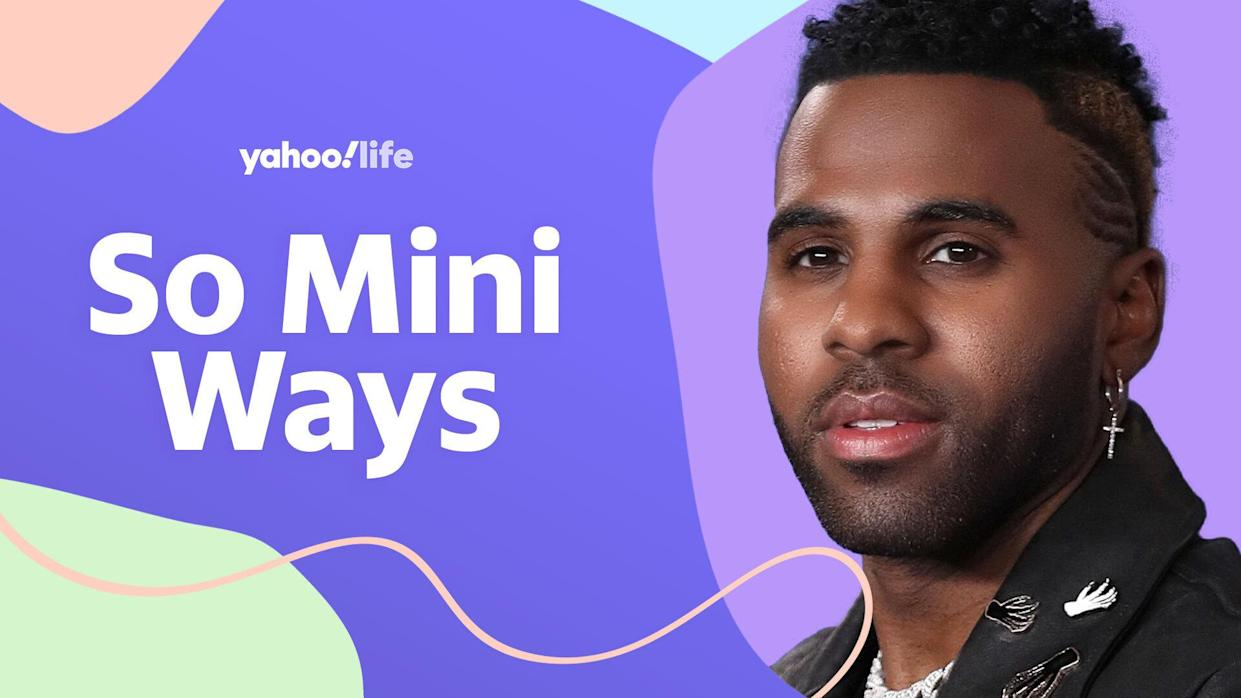 Jason Derulo talks travel and being a new dad. (Photo: Getty Images; designed by Quinn Lemmers)