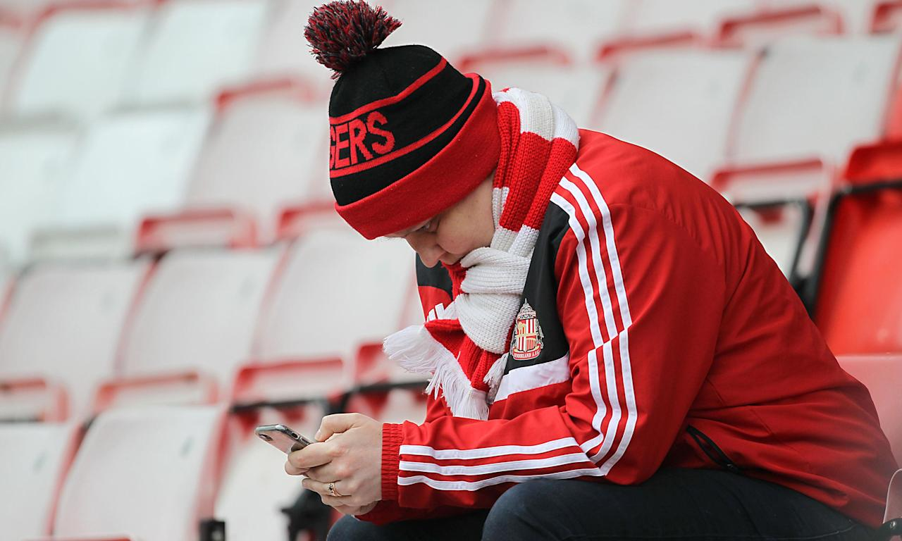 Sunderland were relegated from the Premier League last season and are in a race against time to find new owners.