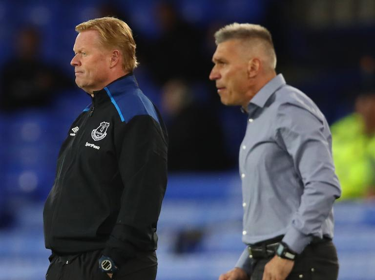 Ronald Koeman admits Everton need more firepower after selling Romelu Lukaku