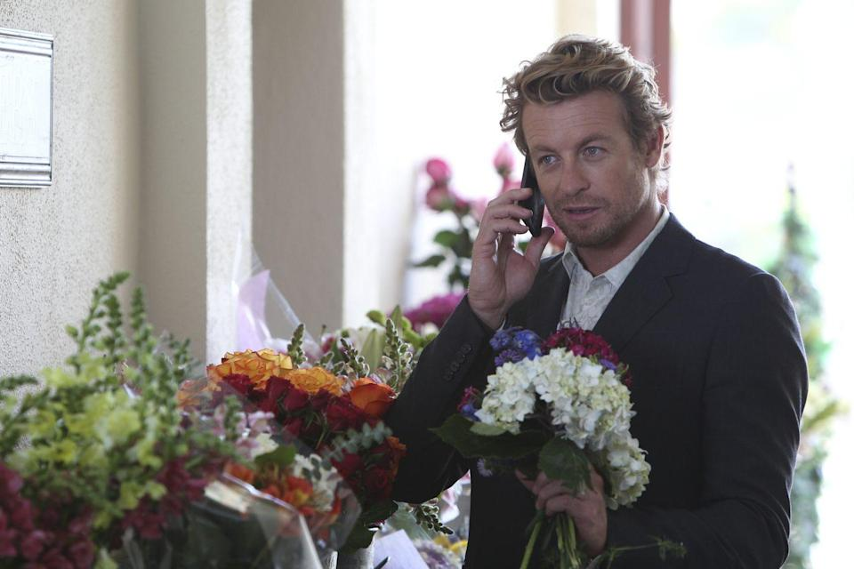"""<p>His earliest gigs include roles on <em>Heartbreak High</em> and <em>Home and Away</em>. Baker later relocated to L.A. and found <a href=""""https://www.telegraph.co.uk/culture/tvandradio/7207272/Simon-Baker-on-The-Mentalist.html"""" rel=""""nofollow noopener"""" target=""""_blank"""" data-ylk=""""slk:success"""" class=""""link rapid-noclick-resp"""">success</a> on the CBS drama <em>The Guardian</em> before getting the gig that would propel him into stardom. </p>"""