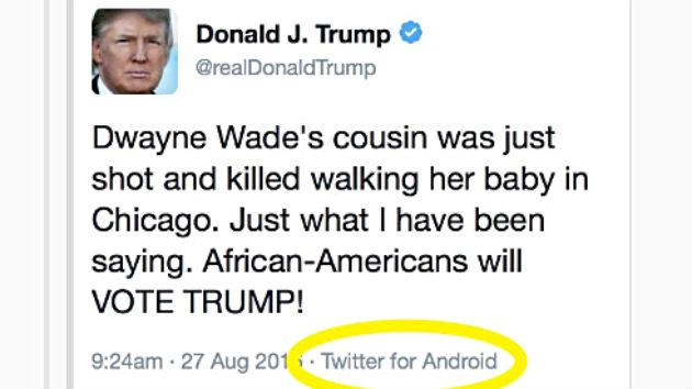 Donald Trump tweets heartless message about Dwyane Wade's ...