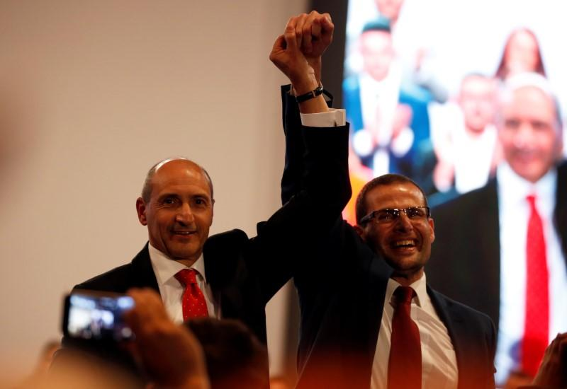 Malta's new leader promises to keep strengthening rule of law