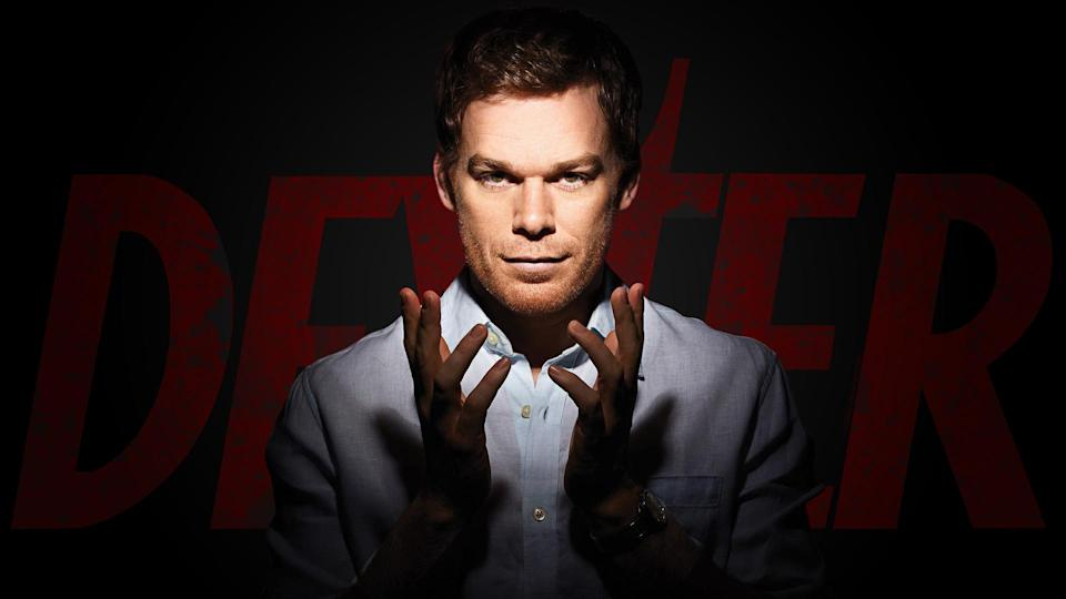 <p> <strong>Number of episodes:</strong>&#xA0;96 </p> <p> Like many shows with a lot of episodes, Dexter does deteriorate over the years pretty dramatically. But, unless you&#x2019;re of a particularly sensitive disposition right now, it&#x2019;s worth watching up until the point where you can&#x2019;t stomach the quality anymore. Loosely based on the novel Darkly Dreaming Dexter<em>,&#xA0;</em>Dexter is about a blood-spatter analyst who, in his downtime, works through trauma by murdering... murderers. Of course, he&#x2019;s got his reasons. After seeing his mother murdered, Dexter was adopted by a vigilante police officer and trained in the art of killing and getting away with it. Obviously, though, that leads to some sticky moral quandaries.&#xA0; </p> <p> Dexter is dark, but it&#x2019;s also very kitschy, fun, and ridiculous. Even as the quality plummets, it maintains a humour that makes it somehow still watchable, no matter how twisted and unrealistic the storylines get.&#xA0; </p>