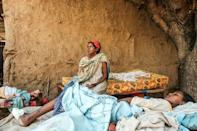 Until recently, Humera was home to around 30,000 people
