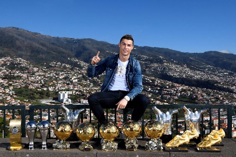 Madeira's main airport was renamed after famous local son Cristiano Ronaldo