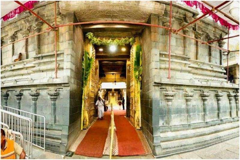 Tirumala Temple to Reopen for Darshan from June 8 After Two-month Lockdown