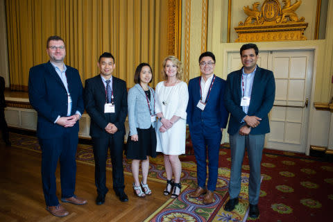 Mary Kay Awards Doctoral Dissertation Awards at 2019 Academy of Marketing Science Annual Conference