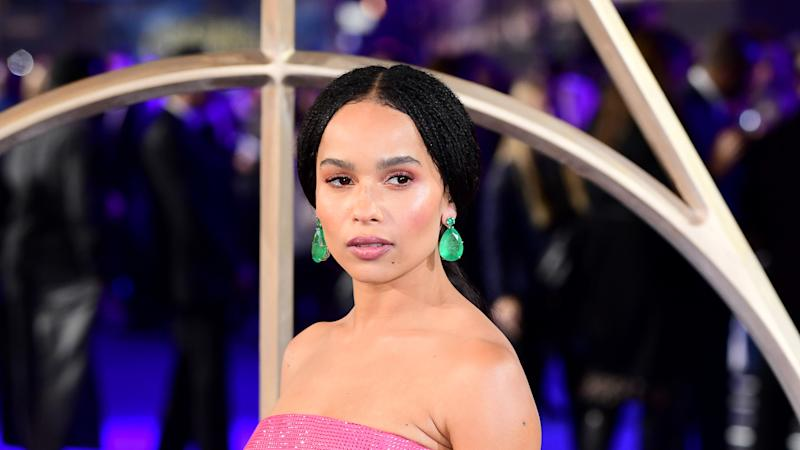 Zoe Kravitz shares first photos from summer wedding to Karl Glusman