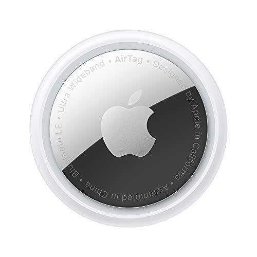 """<p><strong>Apple</strong></p><p>amazon.com</p><p><strong>$29.00</strong></p><p><a href=""""https://www.amazon.com/dp/B0933BVK6T?tag=syn-yahoo-20&ascsubtag=%5Bartid%7C2089.g.37199069%5Bsrc%7Cyahoo-us"""" rel=""""nofollow noopener"""" target=""""_blank"""" data-ylk=""""slk:Shop Now"""" class=""""link rapid-noclick-resp"""">Shop Now</a></p><p>The Apple AirTag is our favorite object tracker and a great product for students. The nifty gadget will help students keep tabs on their most important belongings (keys, backpack, etc.) throughout the school year. The tracker will connect to a network of almost a billion Apple devices if lost, then notify the user of its whereabouts.</p>"""