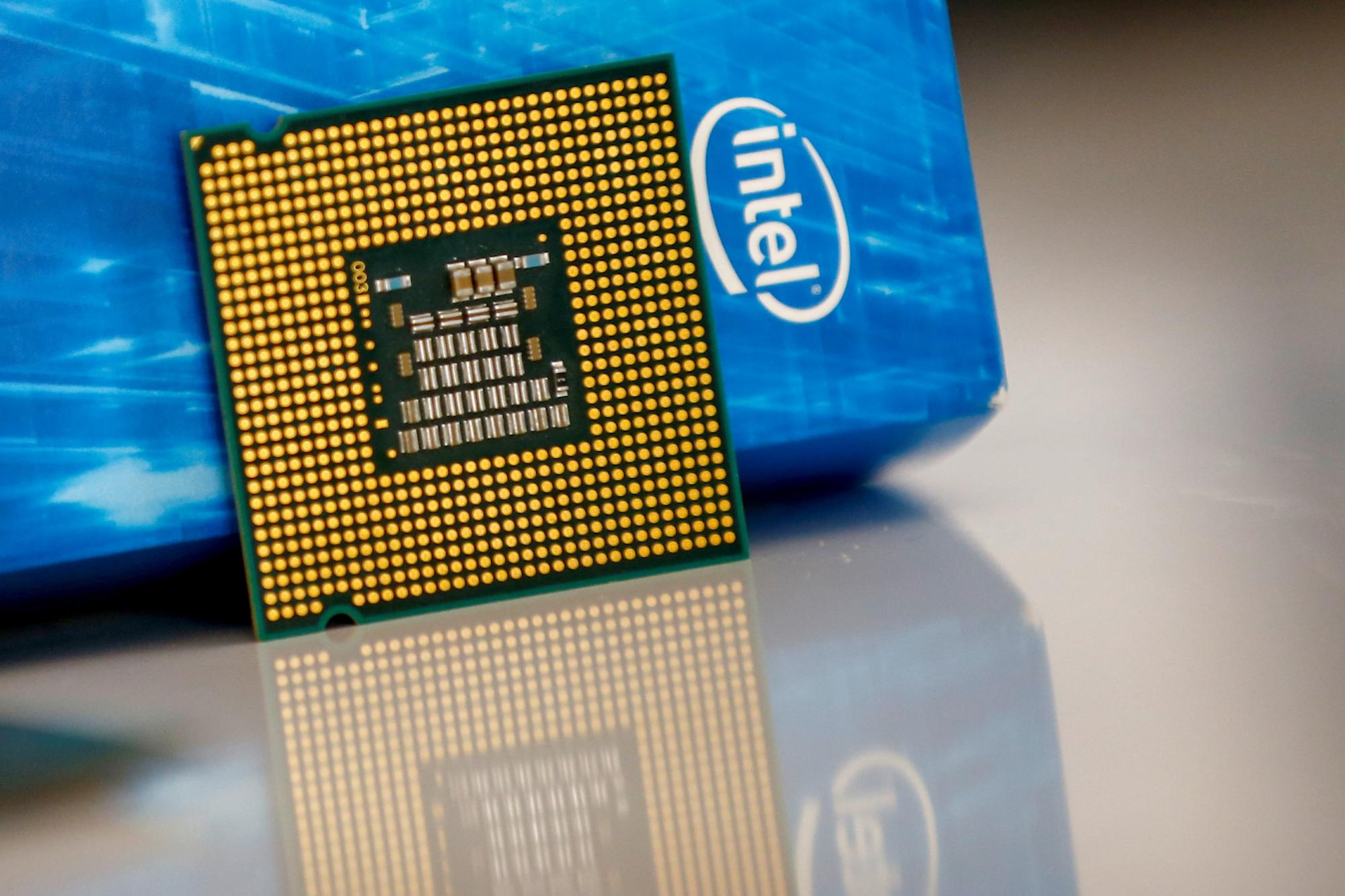 Intel CEO: Semiconductor shortage will take 'a couple years'