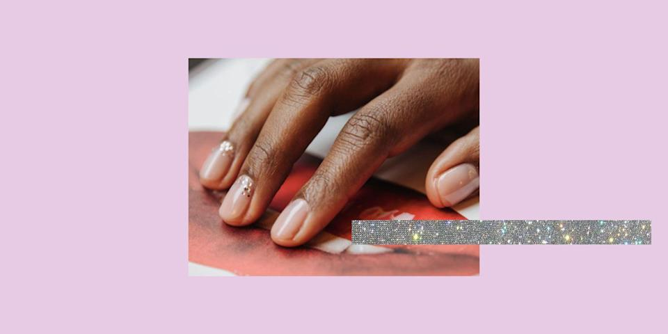 "<p>Nude nails, it's the vaguest of trends that covers a multitude of colours: beige, caramel, ballet-shoe pink, creamy peach, mushroom, mocha (we could go on). But what's a girl to do when muted starts to feel meh?</p><p>The clever thing about nude <a href=""https://www.cosmopolitan.com/uk/beauty-hair/g994/best-nail-polish/"" rel=""nofollow noopener"" target=""_blank"" data-ylk=""slk:nail polish"" class=""link rapid-noclick-resp"">nail polish</a> is that it flatters hands by giving the appearance of longer fingers (not that we have anything against short fingers, natch). It also makes a great neutral base for delicate <a href=""https://www.cosmopolitan.com/uk/beauty-hair/nails/"" rel=""nofollow noopener"" target=""_blank"" data-ylk=""slk:nail art designs"" class=""link rapid-noclick-resp"">nail art designs</a> (stunning example by <a href=""https://www.instagram.com/thehangedit/"" rel=""nofollow noopener"" target=""_blank"" data-ylk=""slk:Hang Nguyen"" class=""link rapid-noclick-resp"">Hang Nguyen</a> below) and looks incredible alternated with a glittery accent on long <a href=""https://www.cosmopolitan.com/uk/beauty-hair/nails/a27029301/acrylic-nails/"" rel=""nofollow noopener"" target=""_blank"" data-ylk=""slk:acrylic nails"" class=""link rapid-noclick-resp"">acrylic nails</a>. Nude nails are super easy to ramp up too with rainbow accents or pretty pastel designs which are so perfect for showing off in summer.</p><p>Prefer a no-fuss, high-shine vibe? Try some gel nude nails on coffin-shaped acrylics for added drama. <a href=""https://www.instagram.com/luxebytracylee/"" rel=""nofollow noopener"" target=""_blank"" data-ylk=""slk:Tracy Lee"" class=""link rapid-noclick-resp"">Tracy Lee</a> demonstrates how good a matte finish looks when using multiple beige shades for a pretty gradient effect. And props to <a href=""https://www.mytownhouse.co.uk/"" rel=""nofollow noopener"" target=""_blank"" data-ylk=""slk:Townhouse"" class=""link rapid-noclick-resp"">Townhouse</a> for their clever wet-look design.</p><p>We searched Instagram for the best nude nail looks and threw all our bright nail polishes in the bin (not really, that would be wasteful). Enjoy.</p>"