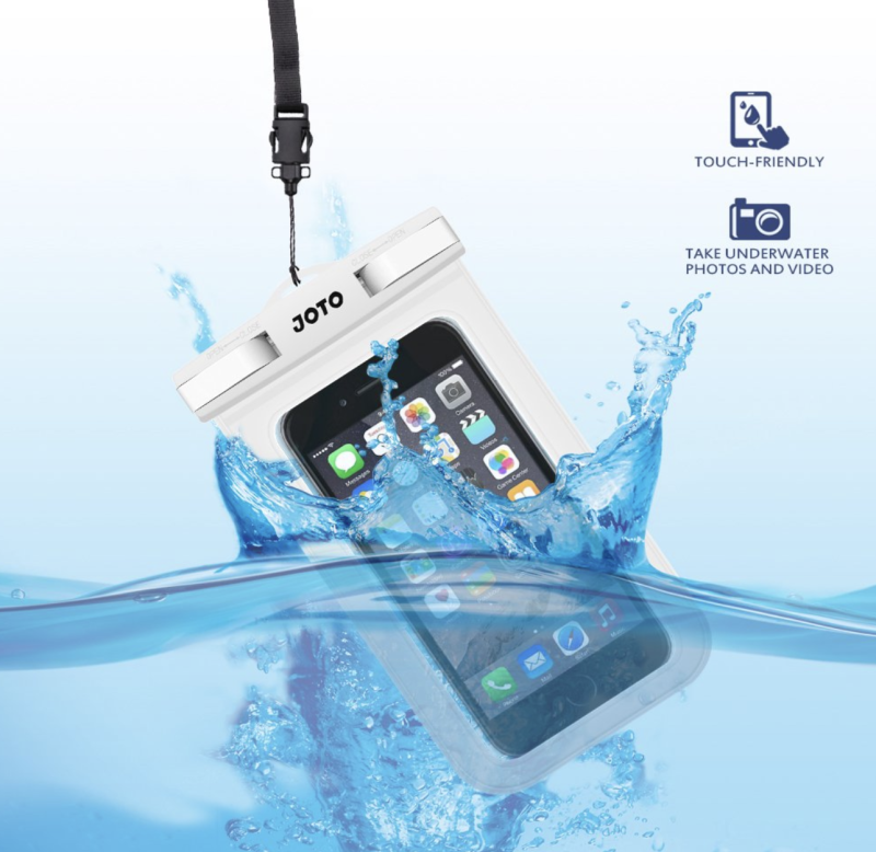 Joto Waterproof Phone Bag