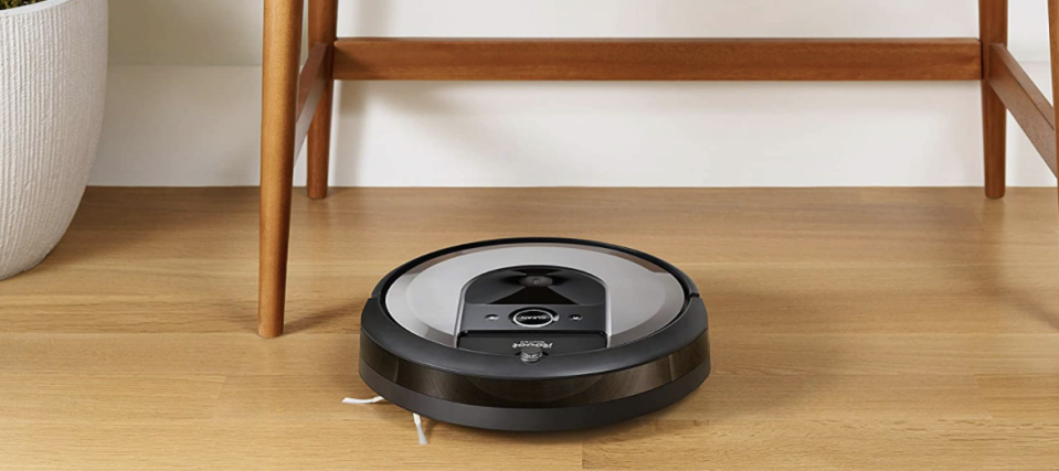 Say hello to the cleanest floors of your life. (Photo: Amazon)