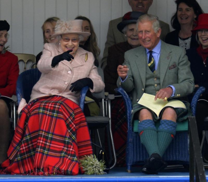 Queen Elizabeth and Prince Charles to 'Job-Share'