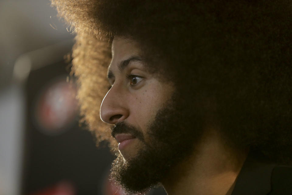 Colin Kaepernick's lawyer representing him in his grievance against the NFL has a fierce reputation in the court room. (AP)