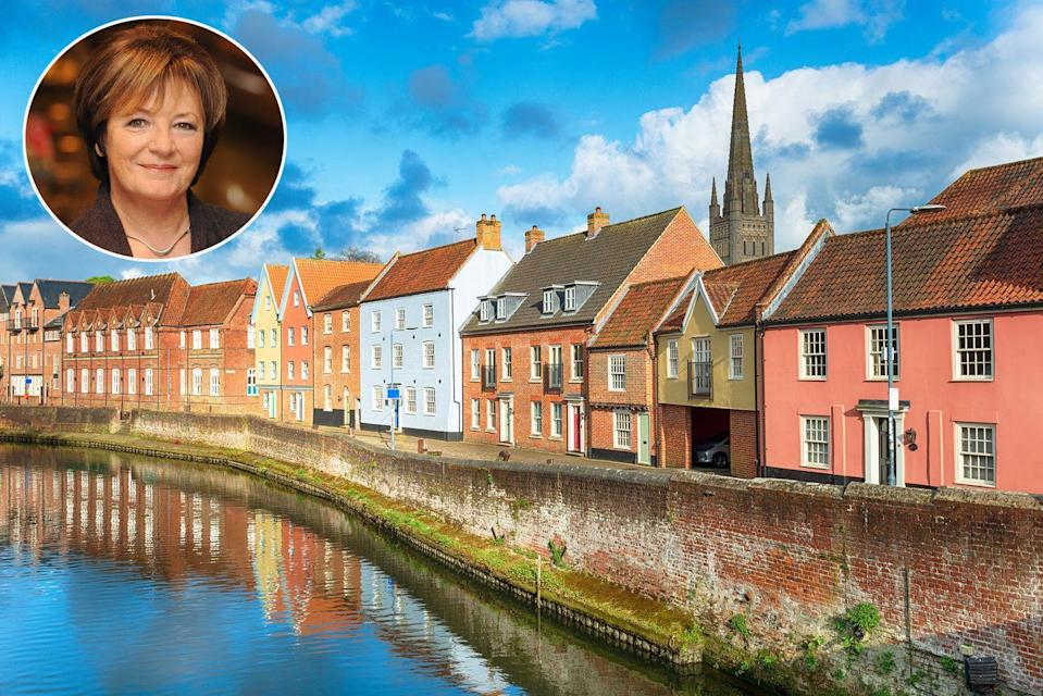 "<p>Norfolk is famously one of England's most peaceful and relaxing places for a short break, full of romantic villages, quaint windmills and quiet rivers winding through vast stretches of unspoilt countryside. </p><p>The rural way of life here means you're never far from tasty artisan produce, and it's no wonder that it's got famous foodie credentials. Home to iconic British chef Delia Smith's restaurant, Norfolk is the location of our <a href=""https://www.goodhousekeeping.com/uk/lifestyle/travel/a35694962/uk-foodie-destinations/"" rel=""nofollow noopener"" target=""_blank"" data-ylk=""slk:food and drink holiday"" class=""link rapid-noclick-resp"">food and drink holiday</a> next spring.</p><p>You'll <a href=""https://www.goodhousekeepingholidays.com/tours/norfolk-delia-smith"" rel=""nofollow noopener"" target=""_blank"" data-ylk=""slk:spend a day with Delia"" class=""link rapid-noclick-resp"">spend a day with Delia</a> learning expert cooking techniques and mastering cocktail-making. Plus, you'll be able to take in all the gorgeous local scenery with a ride on the Bure Valley Railway.</p><p><strong>When?</strong> March 2022</p><p><strong>Duration: </strong>Five days</p><p><strong>Price:</strong> From £899 per person</p><p><a class=""link rapid-noclick-resp"" href=""https://www.goodhousekeepingholidays.com/tours/norfolk-delia-smith"" rel=""nofollow noopener"" target=""_blank"" data-ylk=""slk:FIND OUT MORE"">FIND OUT MORE</a></p>"