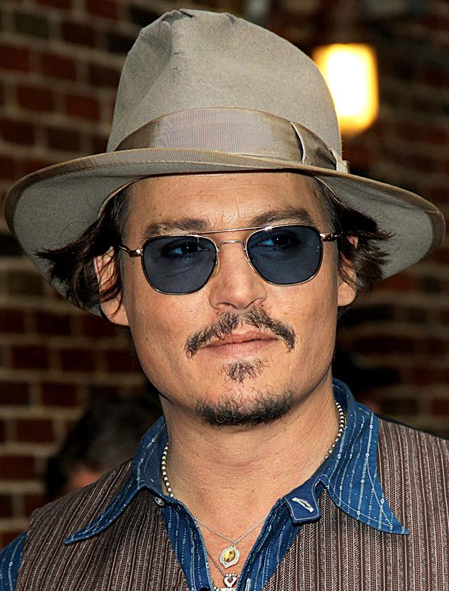 Johnny Depp photos: We'd take our hats off to this hottie.