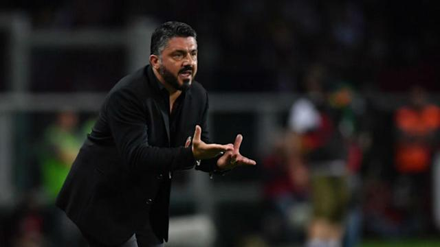 Gennaro Gattuso has taken the responsibility for AC Milan's lack of attacking prowess following their 1-1 draw with Torino in Serie A.