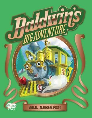 Curiosity Ink Media Partners with Dynamite Entertainment to Publish Exciting Slate of New Kids Titles Including Baldwin's Big Adventure and Paw Patrol.