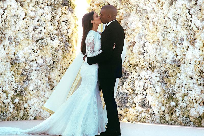 Remembering the American Royal Wedding: Kim Kardashian and Kanye ...