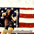 """<p>Miley Cyrus may be over her Hannah Montana days, but at least she acknowledges the gift that is her song, """"Party in the USA."""" It's the unofficial Fourth anthem, right? """"Happy 4th to everyone EVERYWHERE,"""" she exclaimed. """"Move your hips like you know what!!!!!! #Yeah #partyintheusa."""" (Photo: Miley Cyrus <a rel=""""nofollow noopener"""" href=""""https://www.instagram.com/p/BWIUngLhNR1/"""" target=""""_blank"""" data-ylk=""""slk:via Instagram"""" class=""""link rapid-noclick-resp"""">via Instagram</a>)<br><br></p>"""