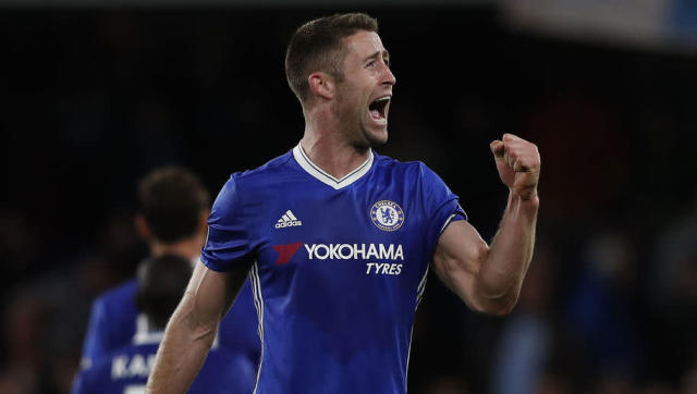 <p>The England international has evolved into an all-round centre half.</p> <br><p>Since his move from Bolton Wanderers, Cahill has become a permanent fixture at both club and international level. Captaining Chelsea on various occasions this season, the Englishman has become a fan favourite due to his ability to make goal saving tackles and then go up the other end of the pitch to nod his team in-front. </p> <br><p>The 31-year-old's ability to score goals with both his head and feet is a commodity that even some of the best centre backs to play the game didn't possess, like Rio Ferdinand, who only scored eight goals during his time at United</p>