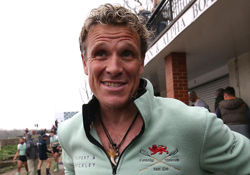 File photo dated 7/4/2019 of former rowing world champion James Cracknell who has signed up for this year's Strictly Come Dancing.