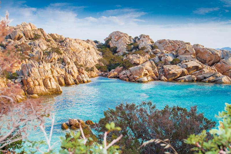 La Maddalena - getty