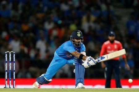 Cricket - India v England - Second T20 International