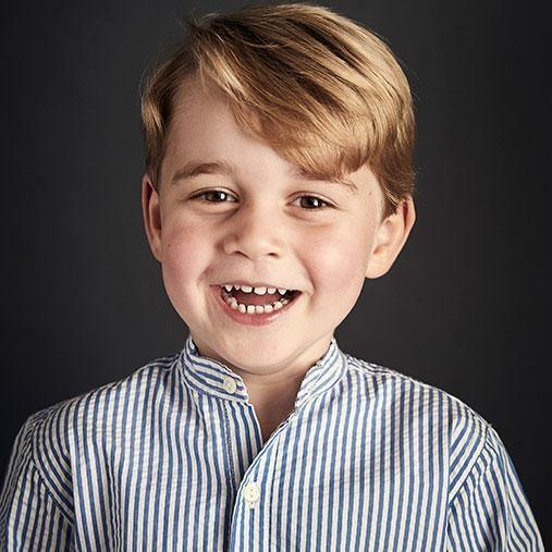 Prince George is set to register for school next month. Photo: Getty