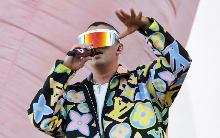 Puerto Rican singer Bad Bunny played a top slot at the Coachella music festival, signaling the mass appeal of Spanish-language music in the US