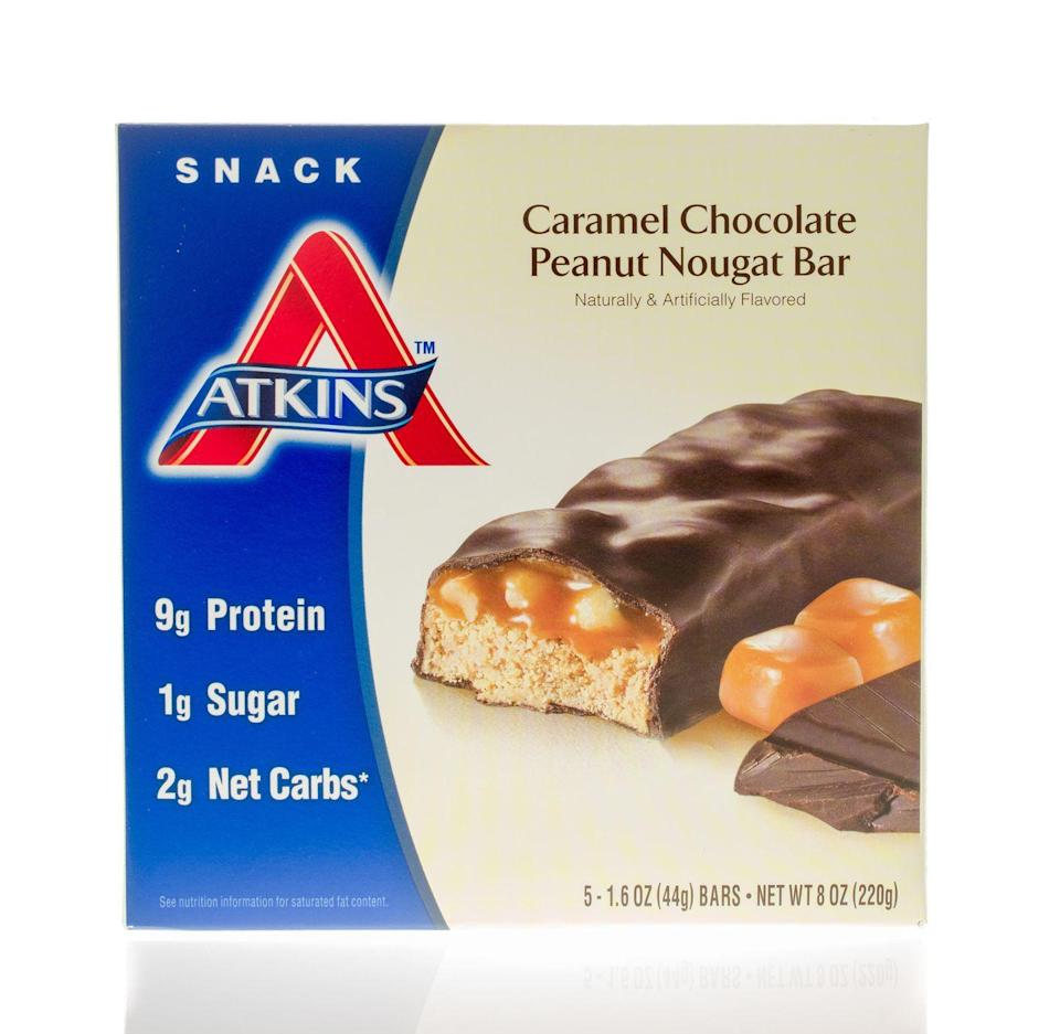 "<p>Thanks to the rise in popularity of Atkins and South Beach Diet, consumers wanted low-carb snacks. Pre-packaged bars made making a transition to a low-carb lifestyle easier. (If you're interested in starting a low-carb diet, <a href=""https://www.womenshealthmag.com/weight-loss/a19996130/low-carb-ketogenic-diet-lose-weight/"" rel=""nofollow noopener"" target=""_blank"" data-ylk=""slk:read this first"" class=""link rapid-noclick-resp"">read this first</a>.)</p>"
