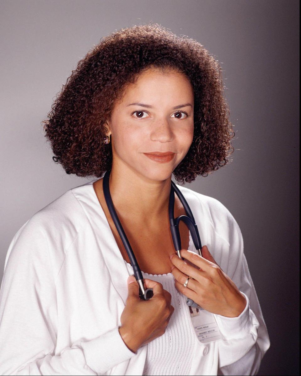 "Gloria Reuben, seen as physician assistant Jeanie Boulet in ""ER,"" is president of Waterkeeper Alliance and also a cast member of Showtime's ""City on a Hill."""