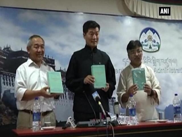 Tibetan Prime Minister-in-exile Lobsang Sangay on Wednesday launched a research book, the first from a select group of 42 scholars, in Dharamsala. The book has been authored by Akhor Soepa, a scholar under a special scheme of the Education Department which funds research work of selected candidates. Lauding Soepa's work, Sangay said the department is doing good work by assisting worthy researchers. The book, with its traditional Tibetan content, will be an insightful guide for educators. The book launch event was attended by Education Secretary Ngawang Rabgyal, Director of the Education Council Tsering Samdup, and teachers and principals of many Tibetan institutes.