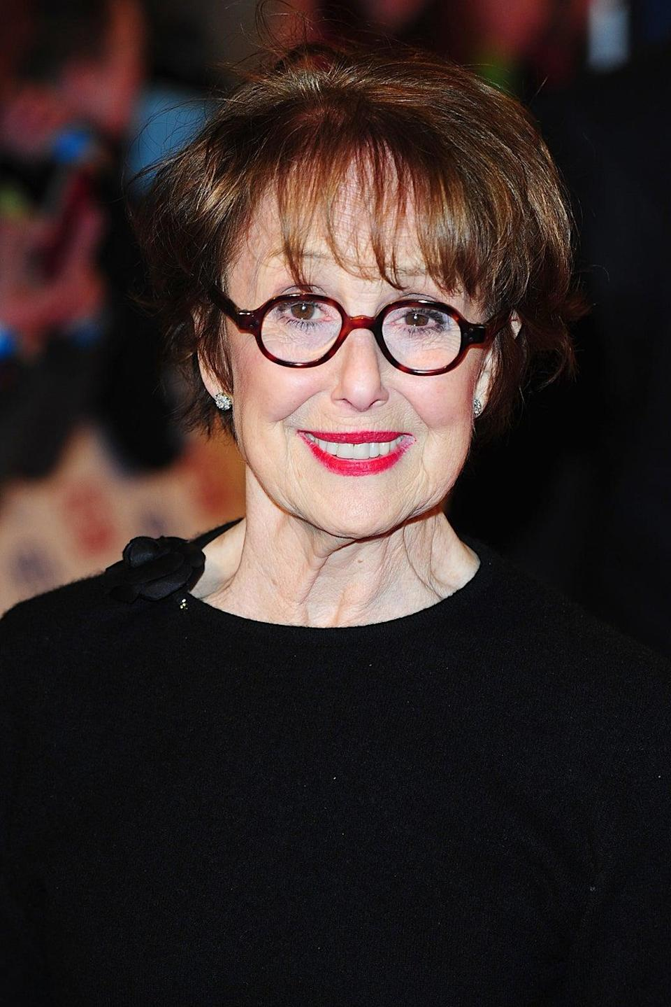 Una Stubbs starred in The Worst Witch series as Miss Bat (Ian West/PA) (PA Archive)