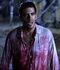 Eli Roth in 'Aftershock'