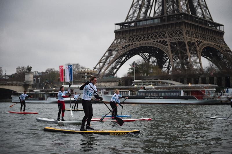Paris mayor wants seine swimming for 2024 games bid for Places to swim in paris