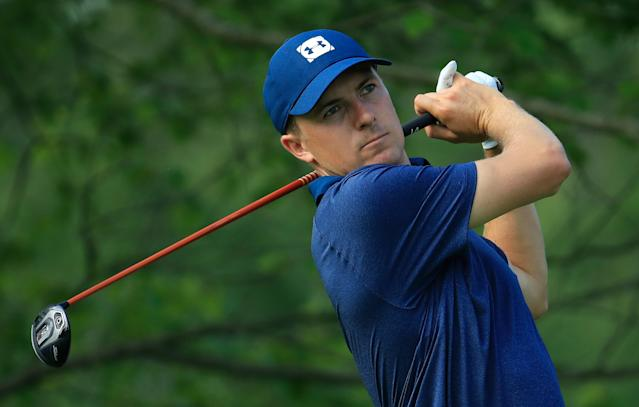 """<h1 class=""""title"""">PGA Championship - Preview Day 1</h1> <div class=""""caption""""> (Photo by Andy Lyons/Getty Images) </div> <cite class=""""credit"""">Andy Lyons</cite>"""
