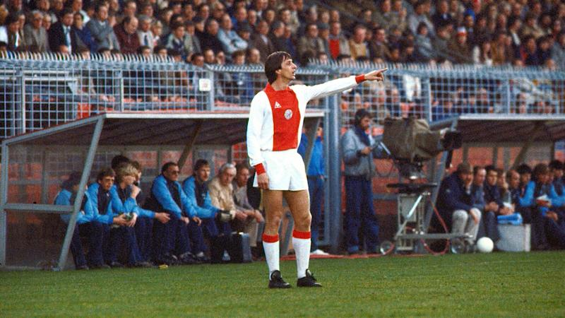 Ajax to honour Johan Cruyff with stadium name change